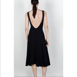 NWT Zara black dress size small